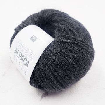 Rico Fashion Alpaca Dream (anthracite 017)